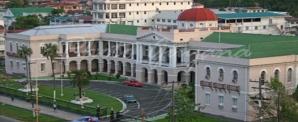 Parliament Building - Georgetown. Guyana