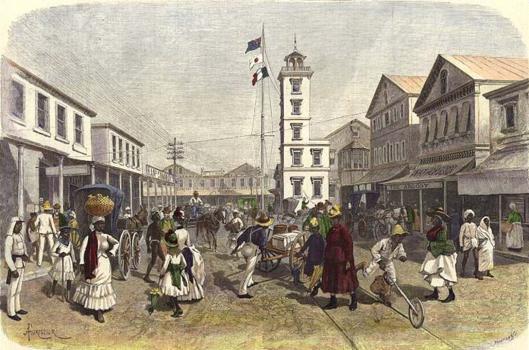 Old Georgetown - 1888