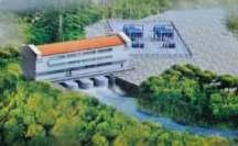 Amaila Falls Hydro Dam