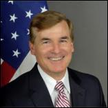 US Ambassador Brent Hardt