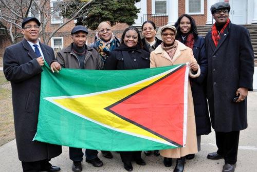 Guyana dating culture