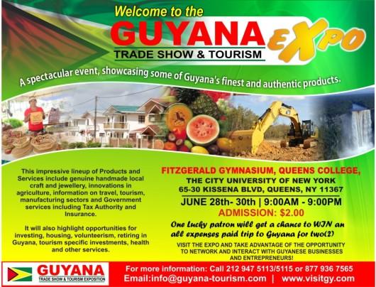 Guyana Trade Show -com