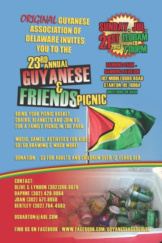 Guyanese Association of Delaware