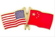 Flags: USA-China