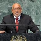 Guyana: President Ramotar