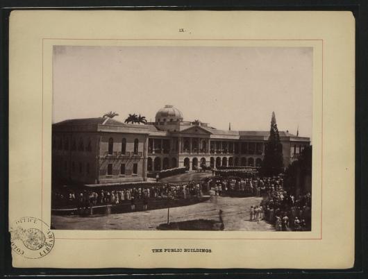The Public Buildings - Georgetown  - British Guiana