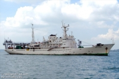 Research Vessel -Teknik Perdana
