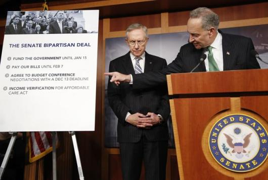 Senate Bi-partisan Deal
