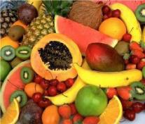 Happy Thanksgiving - Caribbean Fruits