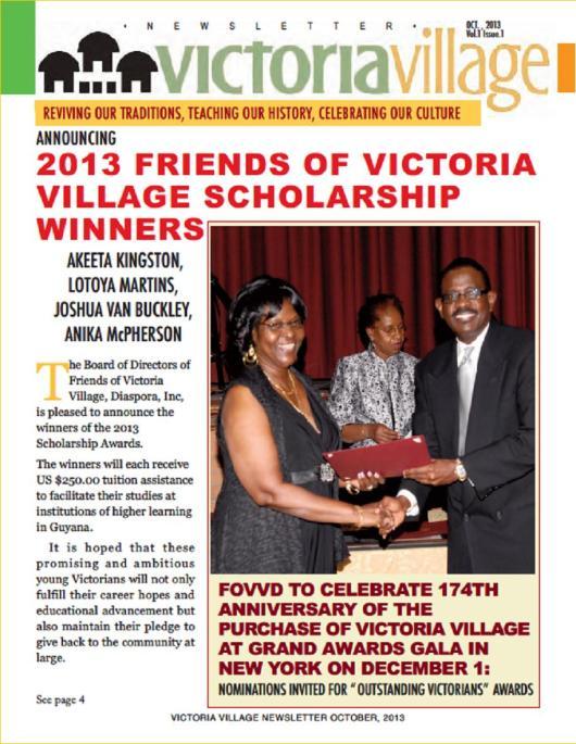 Victoria Village -2