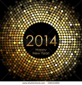 stock-vector-vector-happy-new-year-gold-disco-lights-frame-158124002
