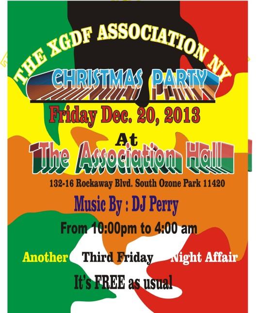 XGDF-NY freeparty