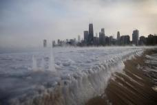 Chicago - extreme cold