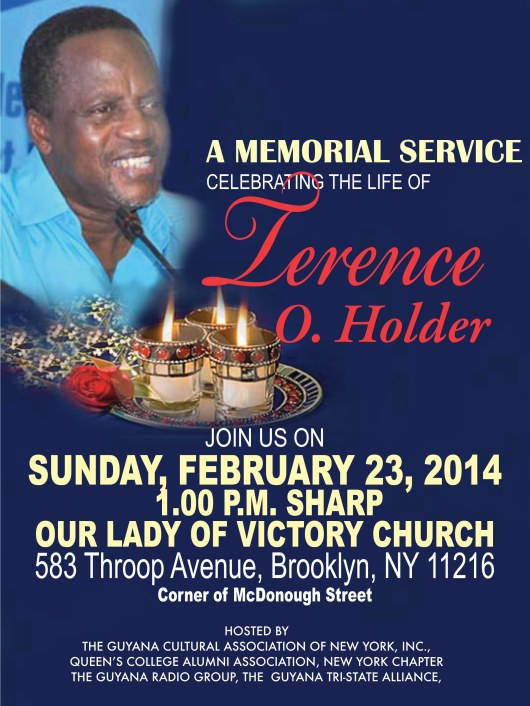 Terr Holder Memorial - NYC