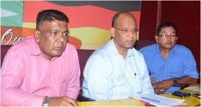 PPP news conference