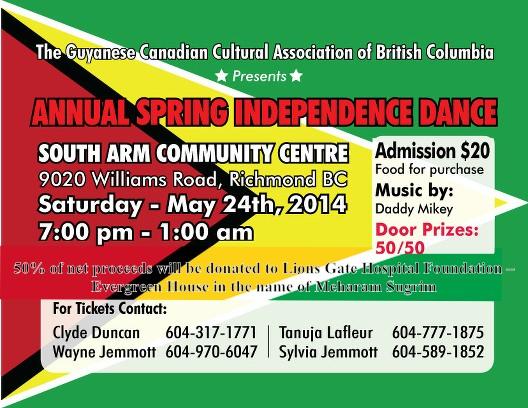 Revised Spring Dance Flyer - 2014