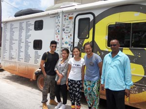 RV in Guyana