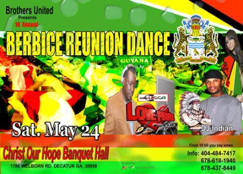 Berbice Reunion Dance