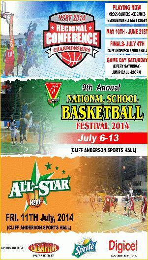 Guyana basketball