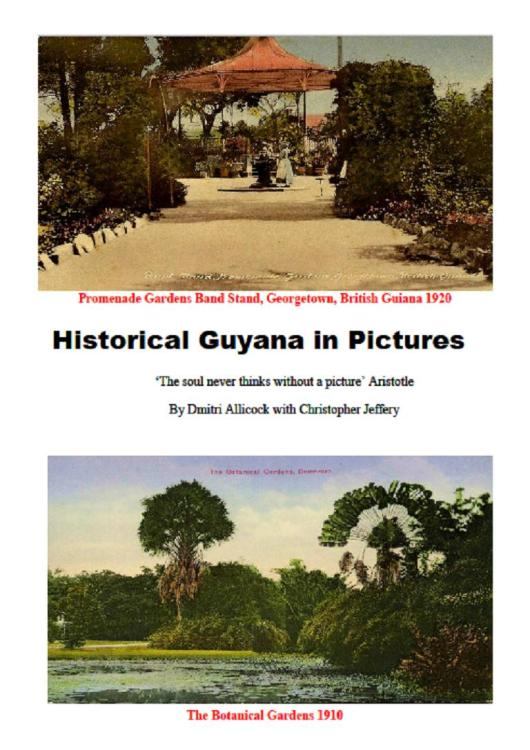 Historical Pictures of Guyana