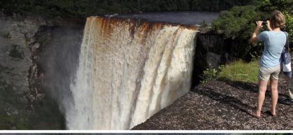 Kaieteur Falls = NYT