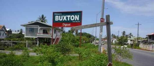 Welcome to Buxton