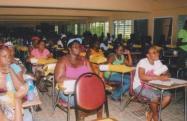 Attendees at CIMBUX Economic Development Meeting