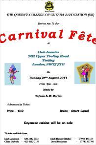 Carnival fete