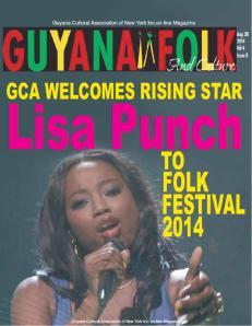 GCA August 2014 magazine