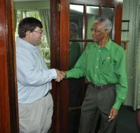 Granger meets US Envoy