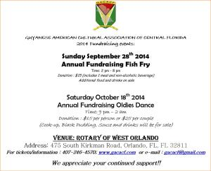 Fish Fry and Oldies Dance Click advertisement to enlarge