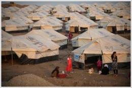 Refugee Camp - syria