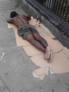 Homeless and Invisible - Guyana