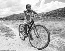 Amerindian Girl, Photographer: Bryan Gomes