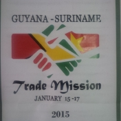 GT -Suriname Trade Mission