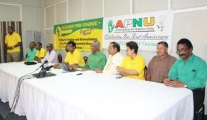 APNU-AFC