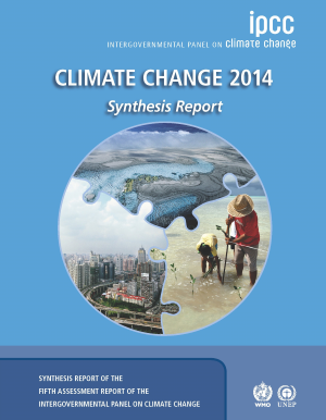 IPCC Climate Change 2014 - Synthesis Report
