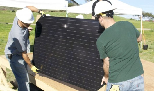 US Solar Ready Vets Training Program
