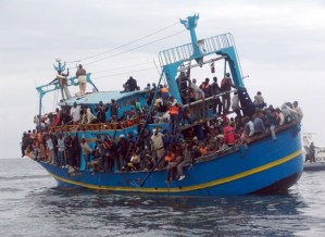 African-Boat-people-from Libya (read news)