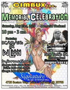 CIMBUX Memorial Dance2015- comp