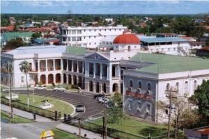 Parliament Building - Georgetown Guyana