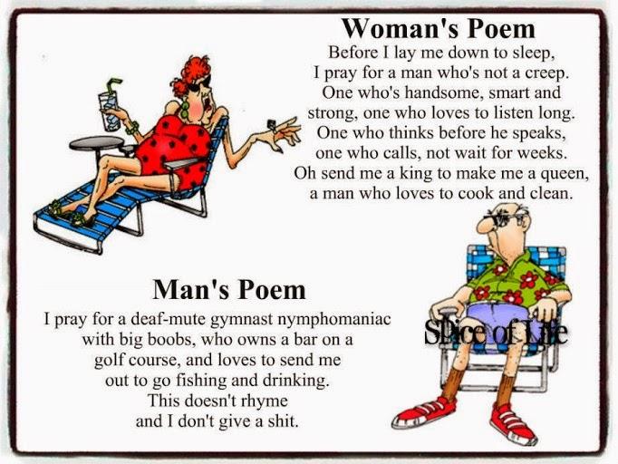 Essay on man vs woman