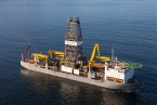 The Deep Water Champion Oil Exploration Rig