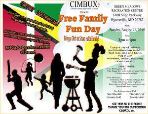 Cimbux 2015 Fun Day - Click to Enlarge