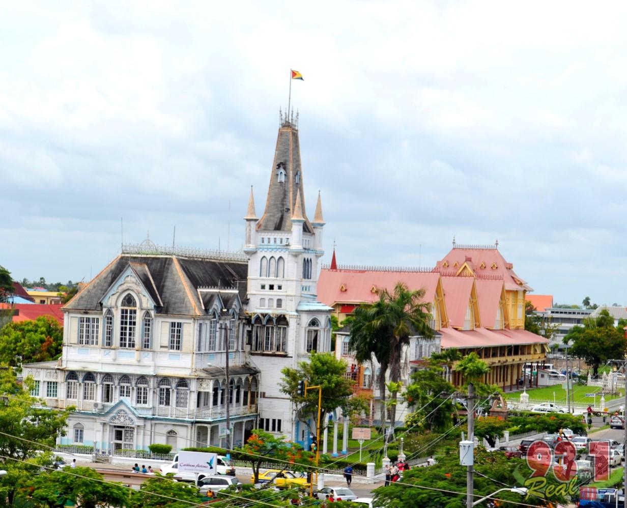 301 Moved Permanently  Guyana New Amsterdam City Hall