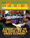 Diaspora Times - August 2015