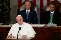 Pope Francis at US Congress