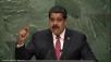 Maduro at UN