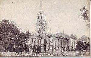 RC Church - Victoria Village. Guyana