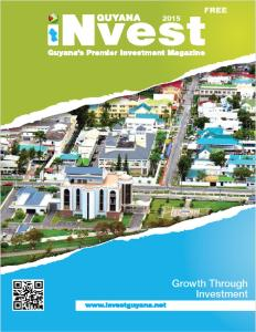 iNvest Guyana 2015 Brochure